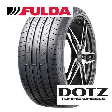 Fulda SportControl 2 auf Dotz Interlageos