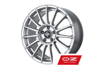 OZ Superturismo LM matt race silver